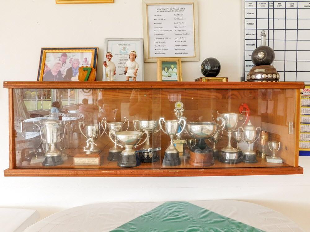 Trophy case