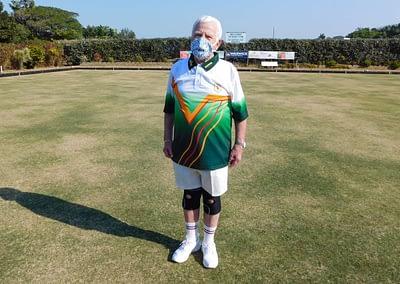 Umtentweni Bowling Club 2020.07.25 - Tony Korb