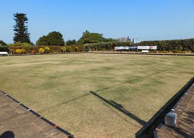 Umtentweni Bowling Club 2020.07.25 - bowling green